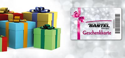 Bantel Geschenkkarten Motiv 4