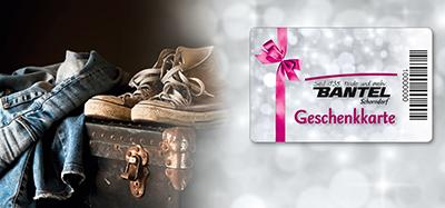 Bantel Geschenkkarten Motiv 6