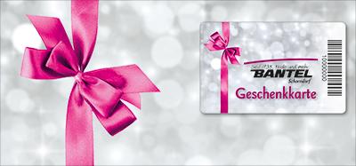 Bantel Geschenkkarte Motiv1
