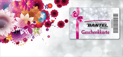 Bantel Geschenkkarte Motiv3