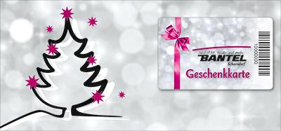 Bantel Geschenkkarten Motiv 7