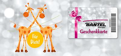 Bantel Geschenkkarte Motiv7